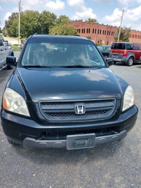 2005 Honda Pilot for sale at Delgato Auto in Pittsboro NC