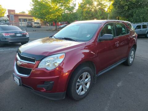 2010 Chevrolet Equinox for sale at Universal Auto Sales in Salem OR