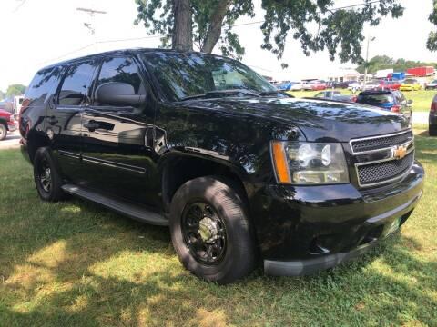 2012 Chevrolet Tahoe for sale at Creekside Automotive in Lexington NC
