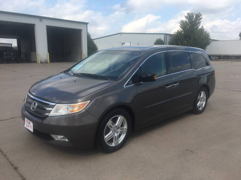 2012 Honda Odyssey for sale at More 4 Less Auto in Sioux Falls SD