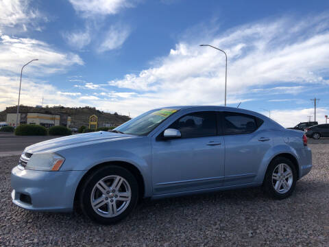 2013 Dodge Avenger for sale at 1st Quality Motors LLC in Gallup NM