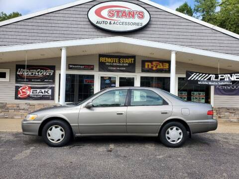 2000 Toyota Camry for sale at Stans Auto Sales in Wayland MI