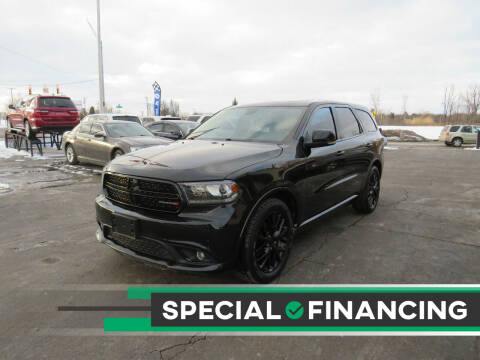 2016 Dodge Durango for sale at A to Z Auto Financing in Waterford MI