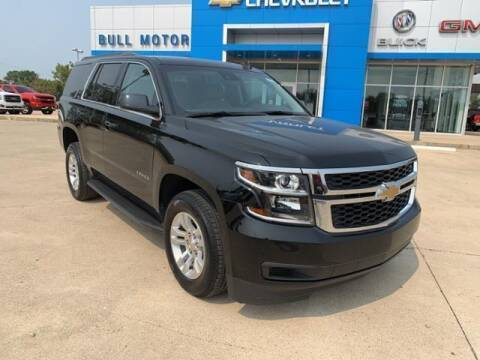 2020 Chevrolet Tahoe for sale at BULL MOTOR COMPANY in Wynne AR