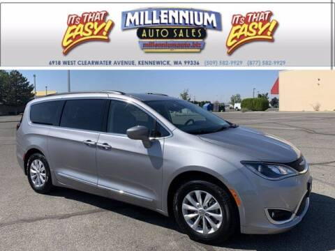 2017 Chrysler Pacifica for sale at Millennium Auto Sales in Kennewick WA
