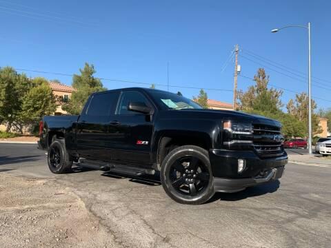 2017 Chevrolet Silverado 1500 for sale at Boktor Motors in Las Vegas NV