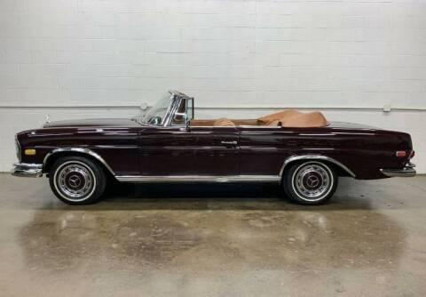 1967 Mercedes-Benz 300-Class for sale at Classic Car Deals in Cadillac MI
