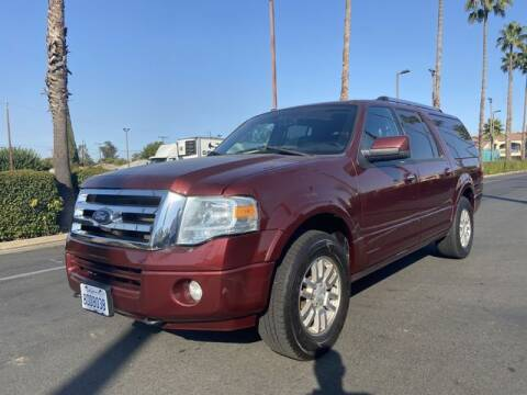 2012 Ford Expedition EL for sale at Auto Toyz Inc in Lodi CA