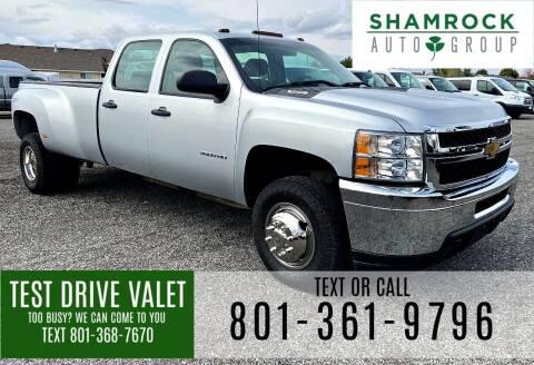 2013 Chevrolet Silverado 3500HD for sale at Shamrock Group LLC #1 in Pleasant Grove UT