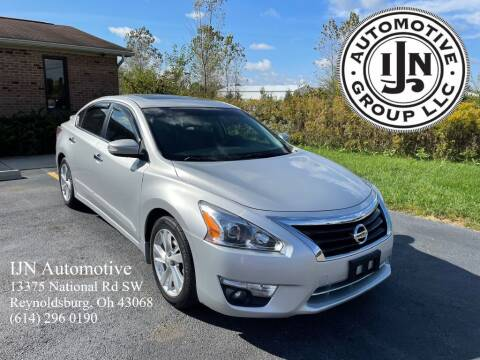 2015 Nissan Altima for sale at IJN Automotive Group LLC in Reynoldsburg OH