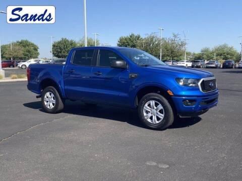 2019 Ford Ranger for sale at Sands Chevrolet in Surprise AZ