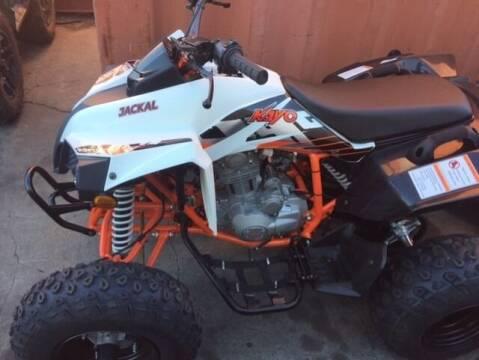 2021 Kayo JACKAL 200 for sale at Irv Thomas Honda Suzuki Polaris in Corpus Christi TX