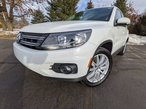 2014 Volkswagen Tiguan for sale at West Point Auto Sales in Mattawan MI