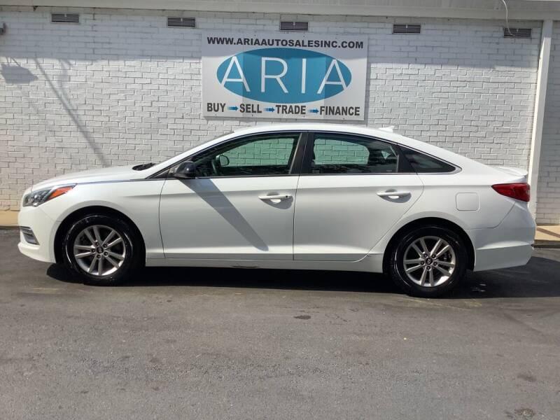 2015 Hyundai Sonata for sale at ARIA AUTO SALES INC.COM in Raleigh NC