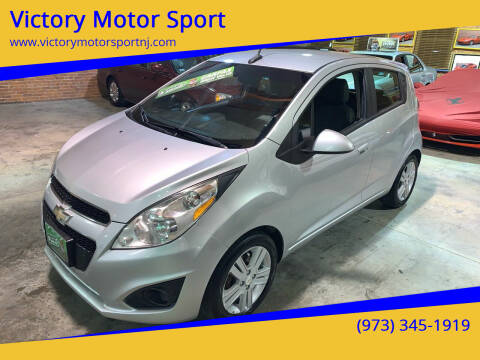 2014 Chevrolet Spark for sale at Victory Motor Sport in Paterson NJ