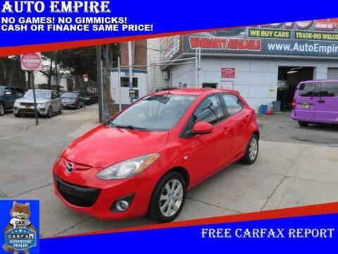 2012 Mazda MAZDA2 for sale at Auto Empire in Brooklyn NY