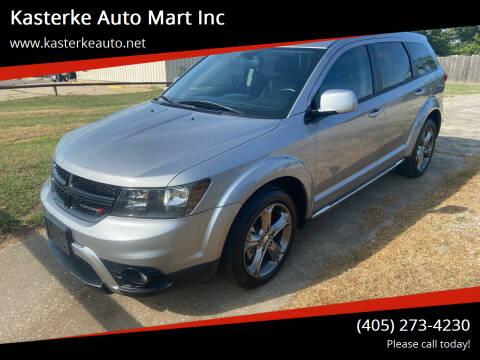 2016 Dodge Journey for sale at Kasterke Auto Mart Inc in Shawnee OK