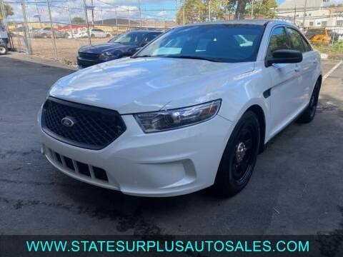 2015 Ford Taurus for sale at State Surplus Auto in Newark NJ