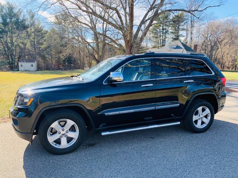 2013 Jeep Grand Cherokee for sale at 41 Liberty Auto in Kingston MA
