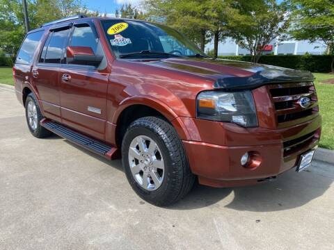 2008 Ford Expedition for sale at UNITED AUTO WHOLESALERS LLC in Portsmouth VA