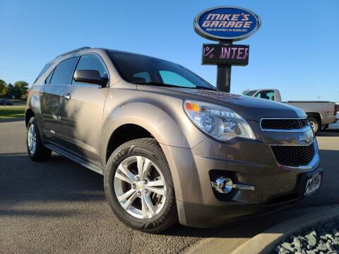 2011 Chevrolet Equinox for sale at Monkey Motors in Faribault MN