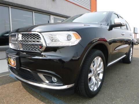 2017 Dodge Durango for sale at Torgerson Auto Center in Bismarck ND