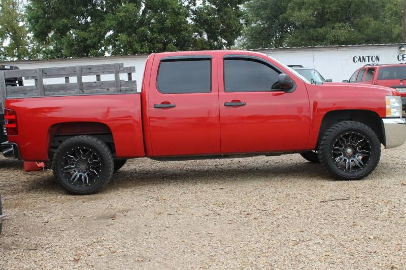 2013 Chevrolet Silverado 1500 for sale at Abc Quality Used Cars in Canton TX