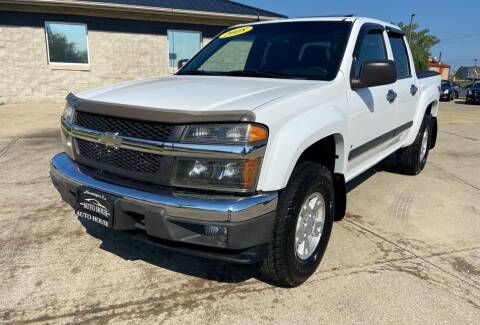 2008 Chevrolet Colorado for sale at Auto House of Bloomington in Bloomington IL