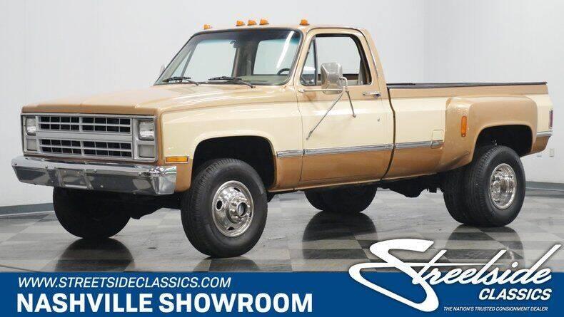 1986 Chevrolet C/K 30 Series for sale in La Vergne, TN