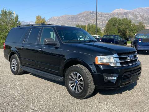 2016 Ford Expedition EL for sale at Shamrock Group LLC #1 in Pleasant Grove UT