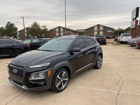 2018 Hyundai Kona for sale at Car Gallery in Oklahoma City OK