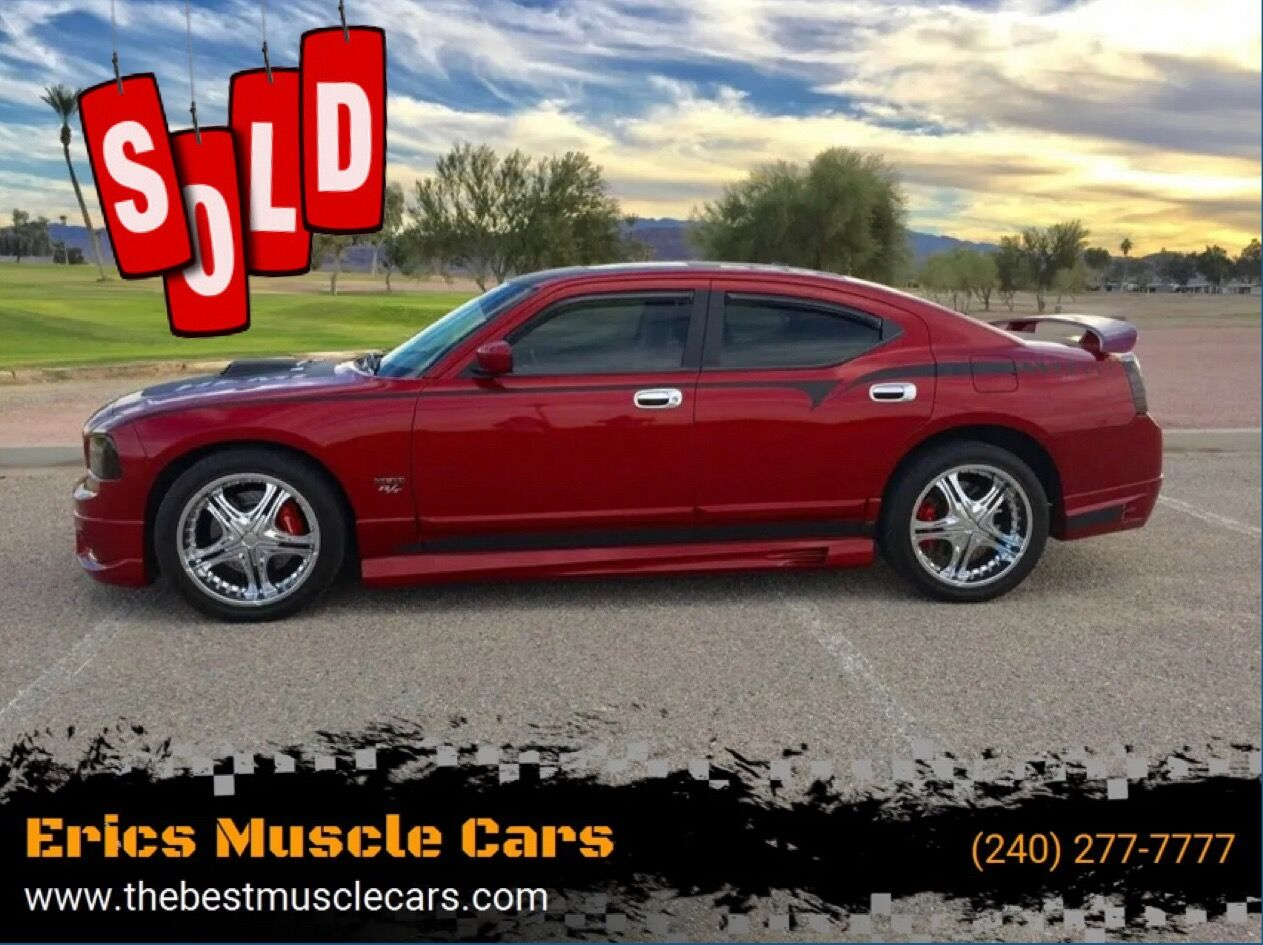 2009 Dodge Charger SOLD SOLD SOLD