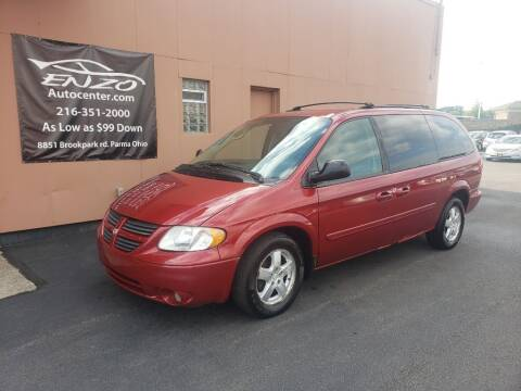 2007 Dodge Grand Caravan for sale at ENZO AUTO in Parma OH