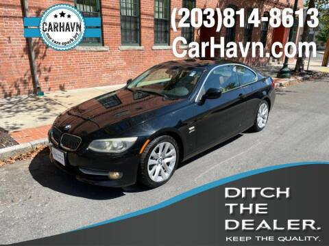 2011 BMW 3 Series for sale at CarHavn in New Haven CT