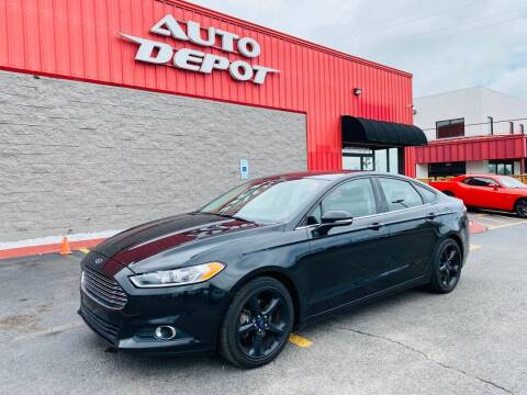 2013 Ford Fusion for sale at Auto Depot - Nashville in Nashville TN