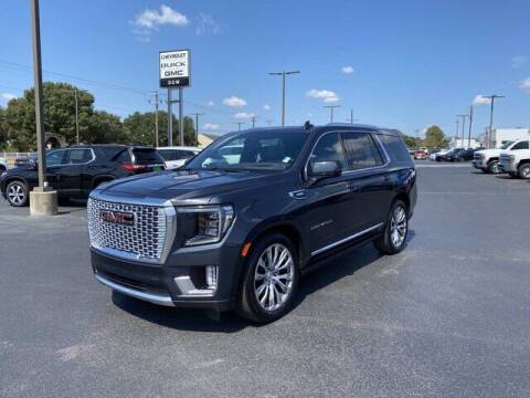 2021 GMC Yukon for sale at DOW AUTOPLEX in Mineola TX
