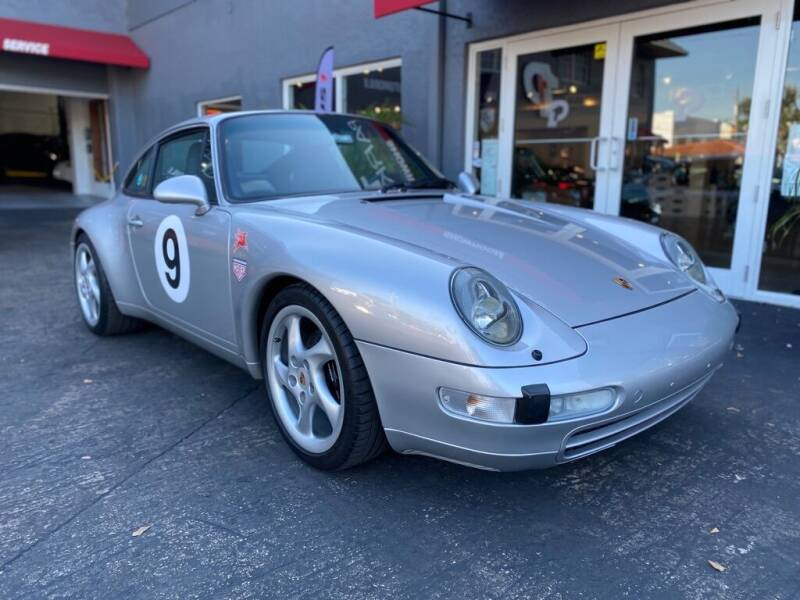 1997 Porsche 911 for sale at PARKHAUS1 in Miami FL