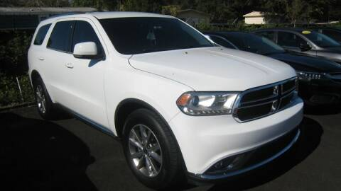 2015 Dodge Durango for sale at Empire Automotive Group Inc. in Orlando FL
