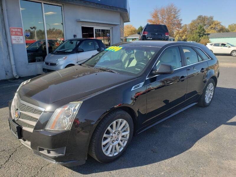 2010 Cadillac CTS for sale at A & B Auto in Lakewood CO