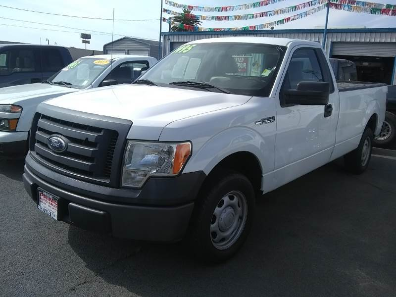 2010 Ford F-150 for sale at Primo Auto Sales in Merced CA