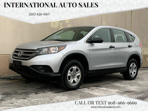 2014 Honda CR-V for sale at International Auto Sales in Hasbrouck Heights NJ