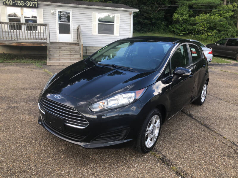 2015 Ford Fiesta for sale at Riley Auto Sales LLC in Nelsonville OH