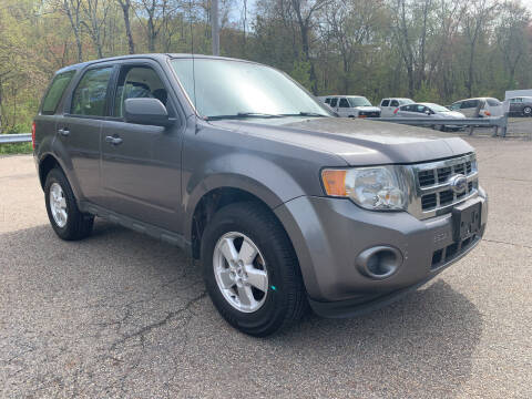 2010 Ford Escape for sale at George Strus Motors Inc. in Newfoundland NJ