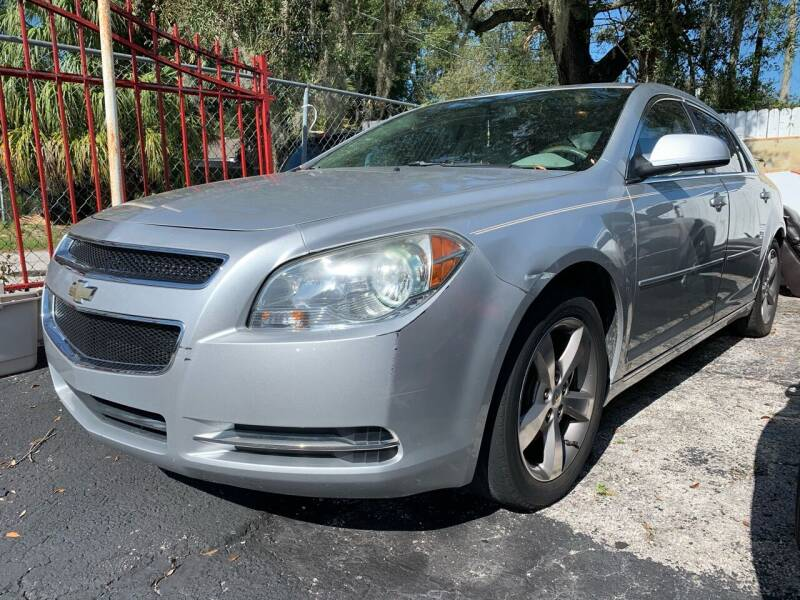 2009 Chevrolet Malibu for sale at Always Approved Autos in Tampa FL