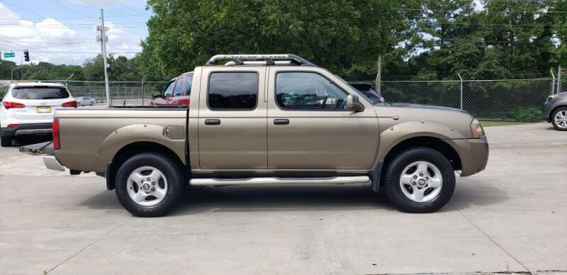 2001 Nissan Frontier for sale at On The Road Again Auto Sales in Doraville GA