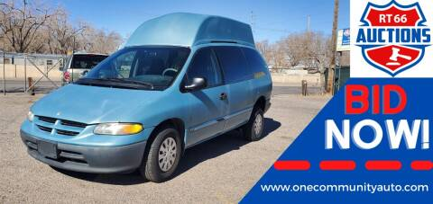 1996 Dodge Grand Caravan for sale at One Community Auto LLC in Albuquerque NM