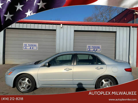 2005 Honda Accord for sale at Autoplex 2 in Milwaukee WI