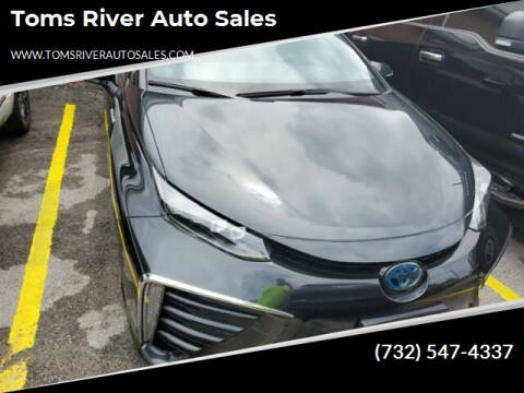 2017 Toyota Mirai for sale at Toms River Auto Sales in Toms River NJ