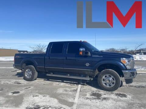 2016 Ford F-250 Super Duty for sale at INDY LUXURY MOTORSPORTS in Fishers IN