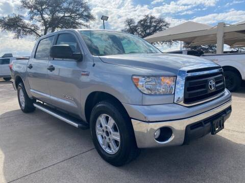 2011 Toyota Tundra for sale at Thornhill Motor Company in Hudson Oaks, TX